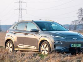 Hyundai Kona Electric – wady i zalety elektrycznego crossovera