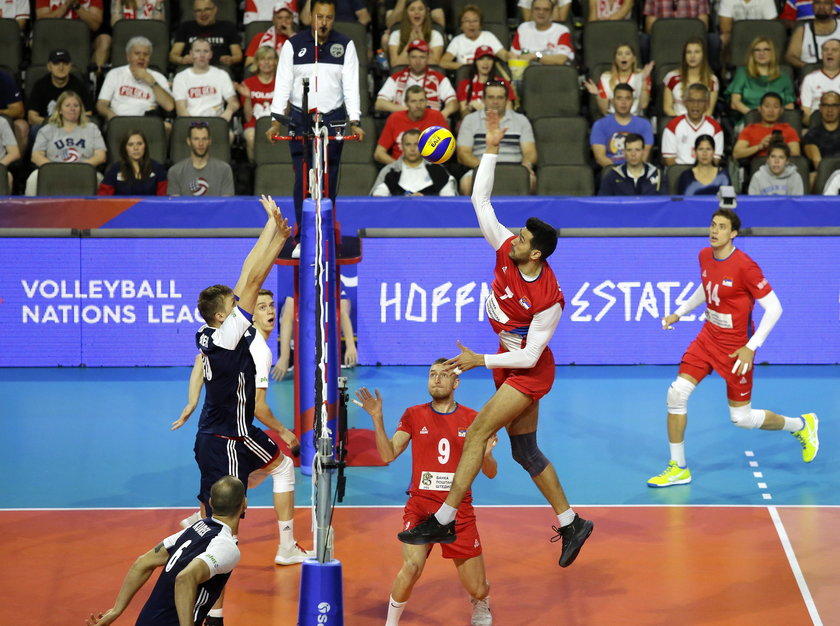 Polska Serbia Liga Światowa
