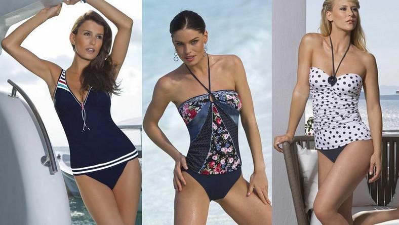 Tankini to model plasujący się pomiędzy bikini a kostiumem jednoczęściowym