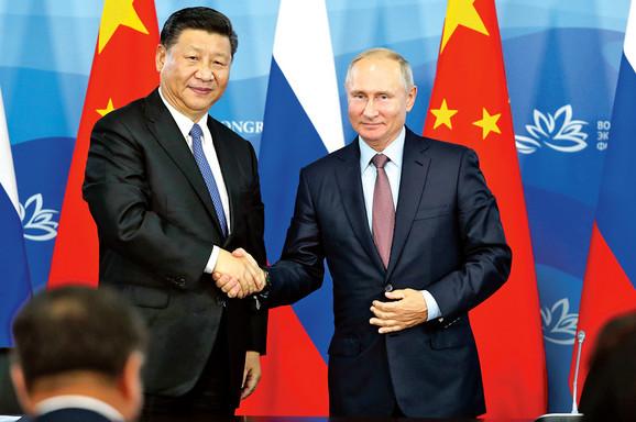 Vučić će se u Pekingu sa liderima Kine i Rusije sastati na Forumu za međunarodnu saradnju