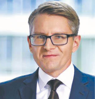 Maciej Staszak, wiceprezes zarządu Emitel  fot. materiały prasowe