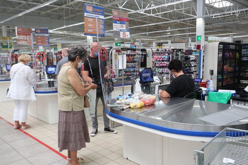 Przepisy sanitarne w sklepach
