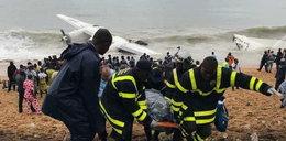 Katastrofa u wybrzeży. Samolot runął do morza tuż po starcie