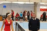 Olga Danilovic mec protiv Bugarske u Talinu