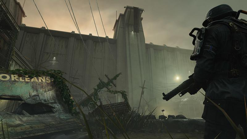 Wolfenstein 2: Tthe New Colossus
