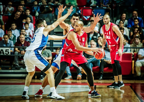 Ozbiljan udarac na putu ka Mundobasketu: Trojke izraelskog veterana nokautirale 'orlove'