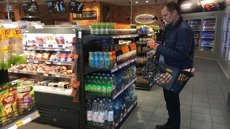 Zatankuj piwo, telewizor i pieczywo, czyli stacja paliw jako supermarket