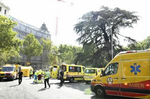 NESREĆA U MADRIDU Na gradilištu hotela Ric poginuo radnik