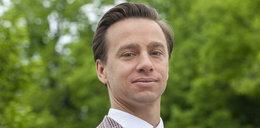 Krzysztof Bosak zostanie ojcem