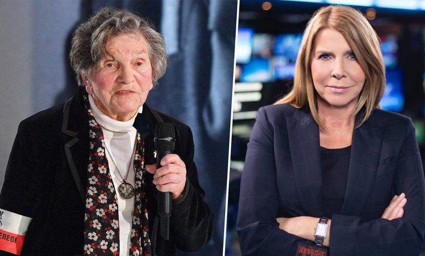 Wanda Traczyk-Stawska i Katarzyna Kolenda-Zalewska.