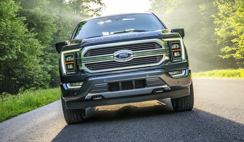 Nowy Ford F-150 – make America work again!