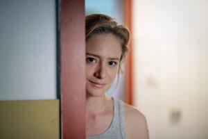 """Julia Jentsch w filmie """"33 sceny z życia"""""""