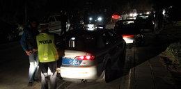 Policja udaremniła nielegalne wyścigi w Łodzi