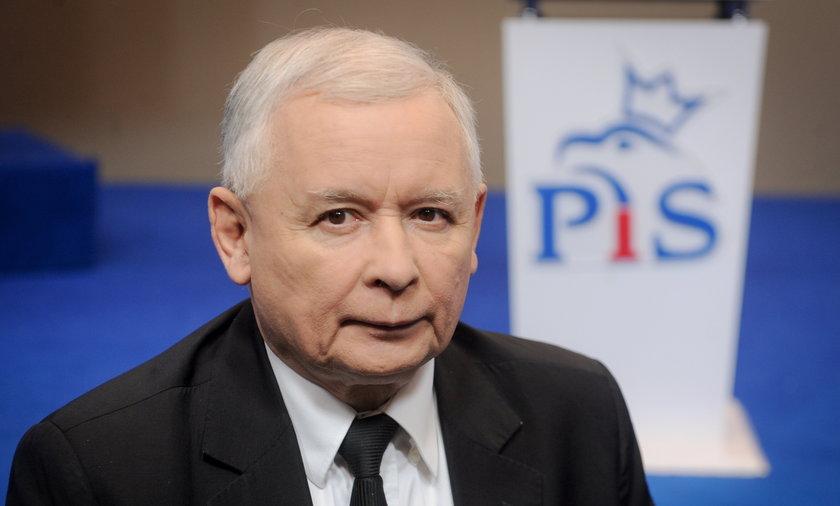 Prezes PiS myśli o spokojnej emeryturze