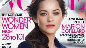 "Zjawiskowa Marion Cotillard twarzą ""Vogue'a"""