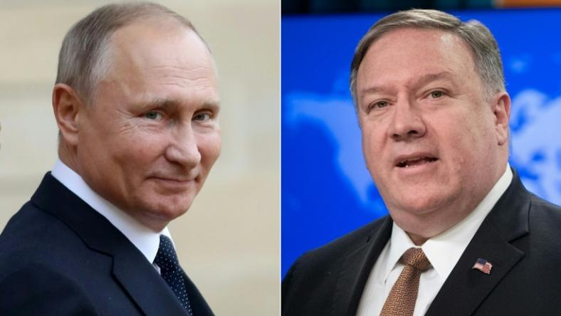 Russian President Vladimir Putin is set to meet with US Secretary of State Mike Pompeo
