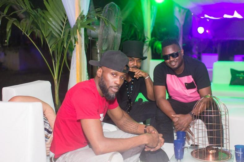 Ikechukwu and Dr Sid at Superfest 2018