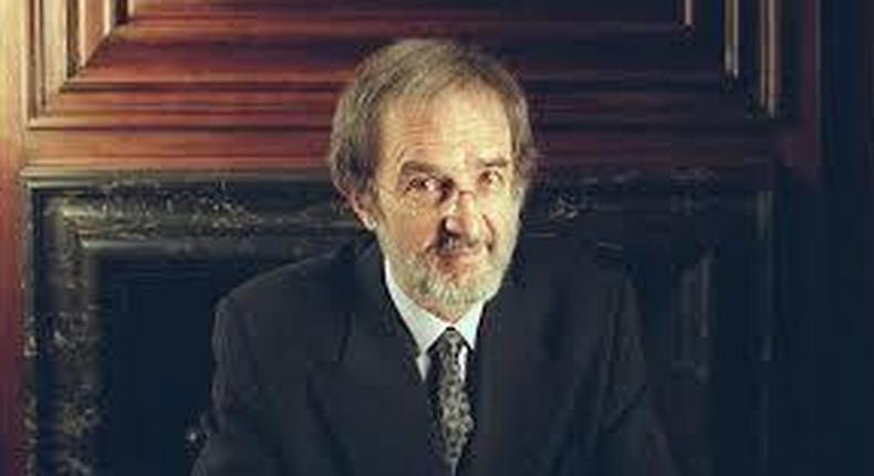 Edmund Morris, Reagan biographer who upset conventions, dies at 78