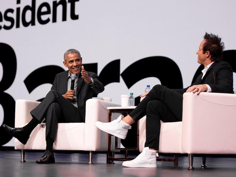 Barack Obama, Ryan Smith