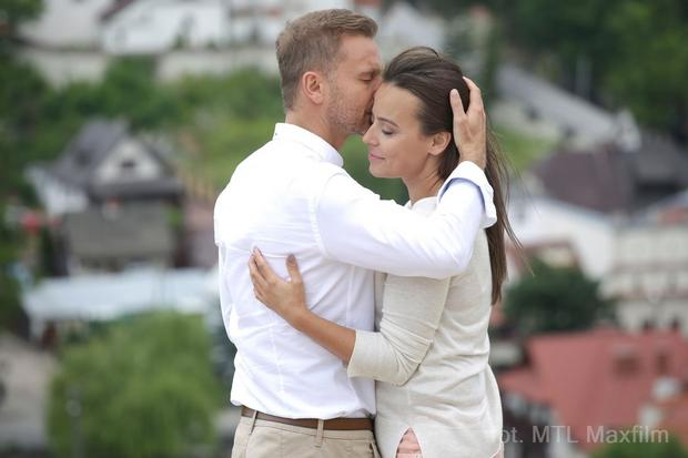 """M jak miłość"": kadr z serialu"