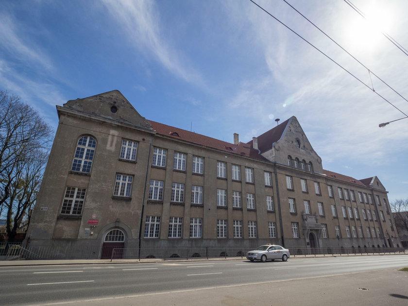 Liceum dwujęzyczne w Łodzi