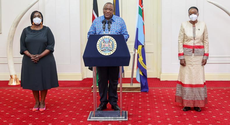President Uhuru Kenyatta endorses Defence CS Monica Juma as next Commonwealth Secretary General