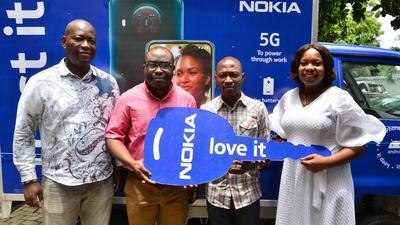 HMD Mobile Nigeria Limited rewards loyal dealers