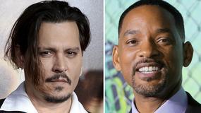 Johnny Depp i Will Smith najbardziej przepłacanymi aktorami 2016 roku
