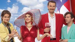 """Joanna Kulig, Tomasz Kot i Dawid Ogrodnik w filmie """"Disco polo"""". Zobacz plakat i zwiastun filmu"""