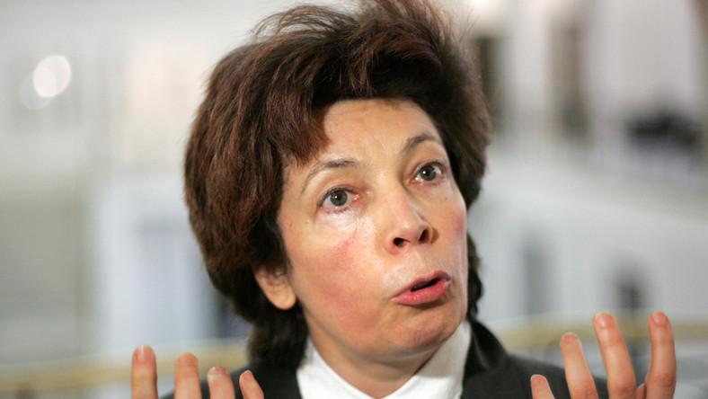 Nelli Rokita o alkoholu w polityce