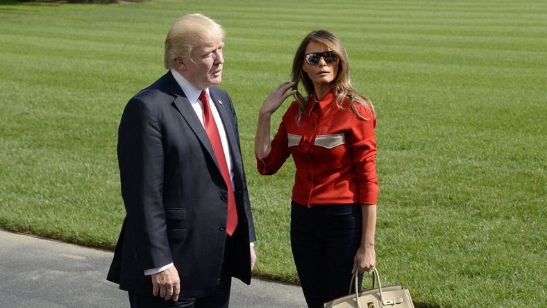 Trumpowie wynoszą się z Nowego Jorku
