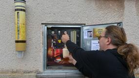 Niezwykła samoobsługowa gospoda w Uhrzinowicach na południu Czech