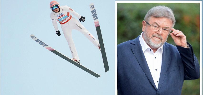 Kłótnia TVP z TVN o skoki narciarskie. Miszczak zabrał głos