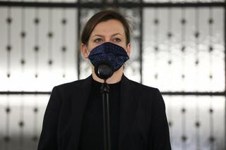 Rudzińska-Bluszcz: Dla obrony środowiska najbliższe 10 lat będzie kluczowe