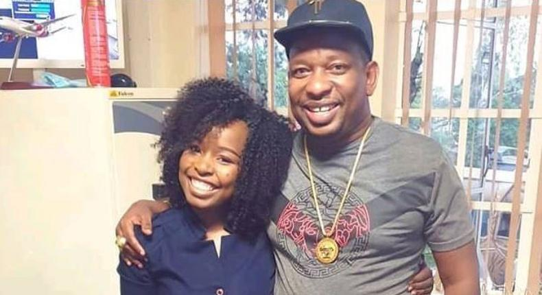 He used to beat me up until I told my father – Sonko's daughter on split with baby daddy