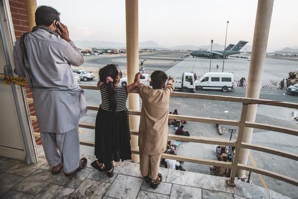 Międzynarodowe lotnisko w Kabulu