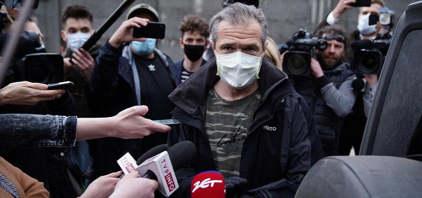 Ważą się losy Sławomira Nowaka. Sąd podejmie decyzję