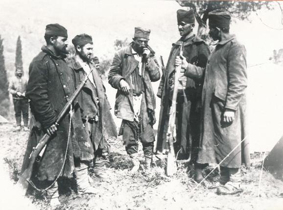 Dragiša Stojadinović - Kakvi smo stigli na Krf, 1916.