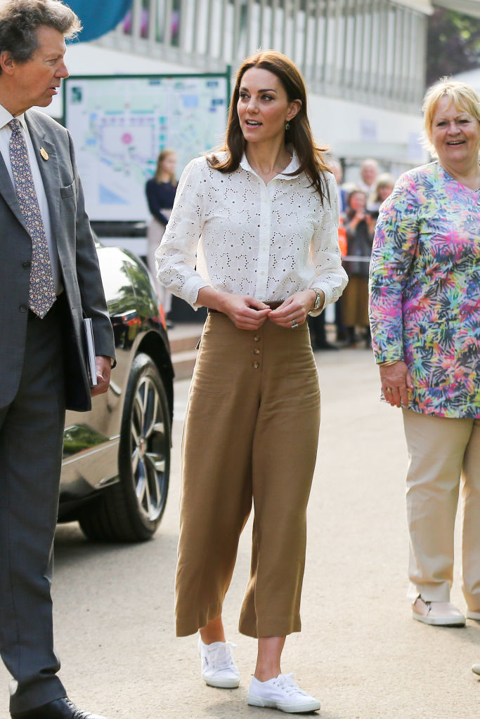 Kate Middleton/foto SOPA Images/Getty Images