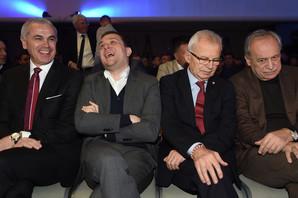 OVO NISTE MOGLI NI DA SANJATE Terzić, Džajić, Kokeza i Vučelić uživali... a onda je došao i TOLE! /FOTO/