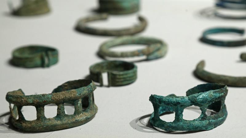 Unikatowe ozdoby z epoki brązu i żelaza