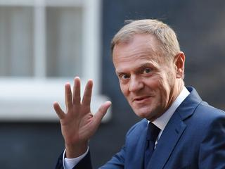 President of the European Council Donald Tusk visit
