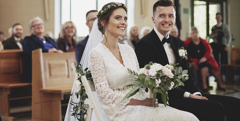 Panna młoda w sukni z lumpeksu, brak mięsa na stołach. Nadchodzą śluby w stylu zero waste