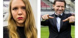 """Maja Staśko i Radosław Majdan w dyskusji o zarobkach piłkarzy. """"To są olbrzymie liczby i olbrzymie nierówności"""" - """"To jest show biznes"""""""
