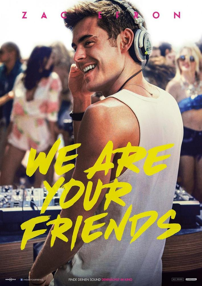 8. We Are Your Friends