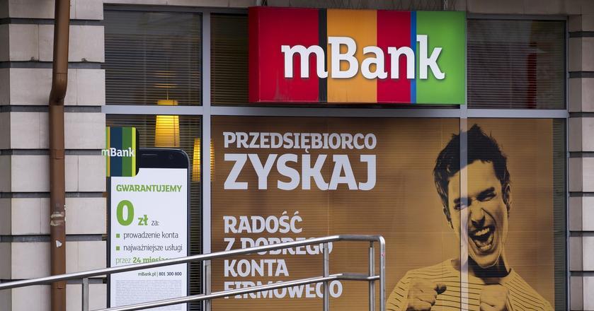 mBank ma chrapkę na nowy biznes. Zainwestuje 200 mln zł w startupy technologiczne