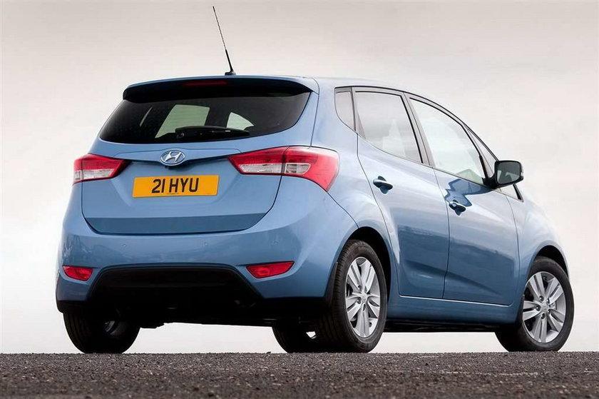 Hyundai ix20, auto