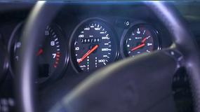 Policyjne Porsche 911: 285-konny radiowóz