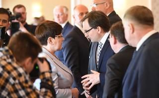 Ziobro: Stanowisko MS ws. prezydenckich projektów ustaw o SN i KRS po szczegółowej analizie