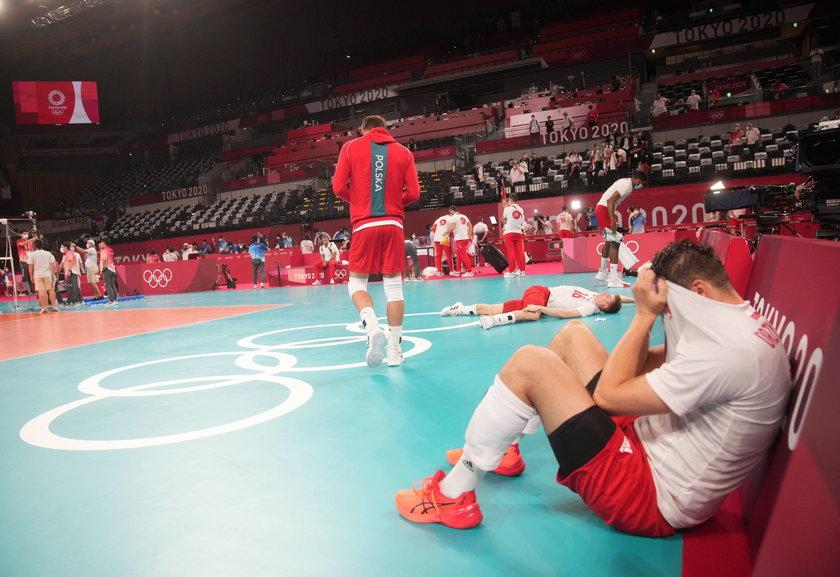 Polscy siatkarze nie zdobędą w Tokio medalu olimpijskiego, choć są dwukrotnymi mistrzami świata.